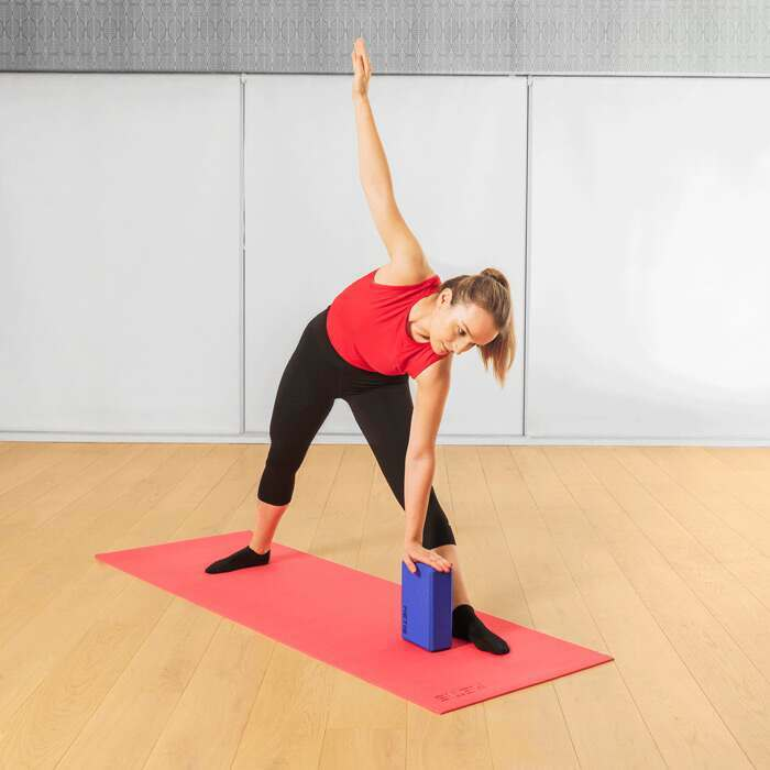 yoga brick | eco-friendly foam
