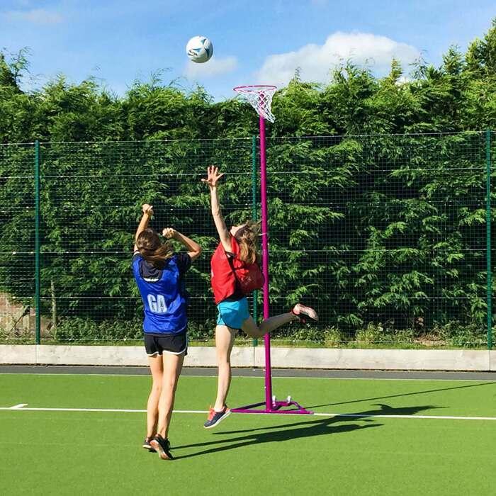 Size 4 Or 5 Regulation FORZA Match Netballs
