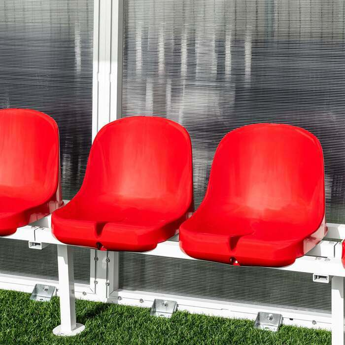 Subs Bench | Football Bench
