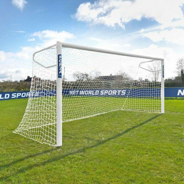 3,7 x 1,8 Fodboldmål | Regulationsstørrelse Mini-Soccer Fodboldmål
