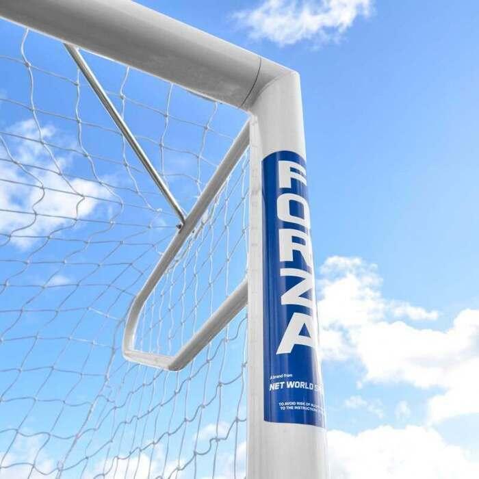 Väderbeständigt fotbollsmål | Fotbollsmål för professionella ungdomslag