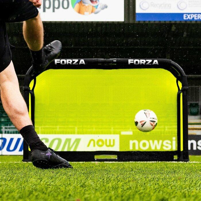 5ft x 3ft FORZA Aluminum Soccer Goal | Professional Training Soccer Goals