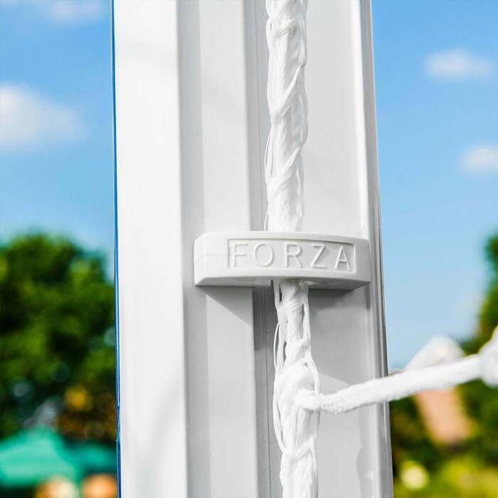1,8 x 1,2 FORZA Alu60 Fußballtore für Ihren Garten | Beste Tore für Kinder