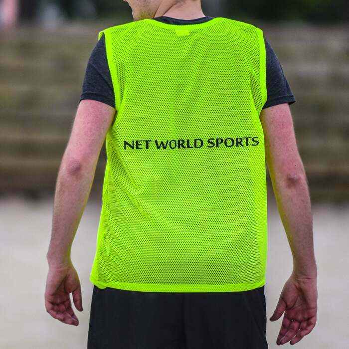 Rugby Training Bib Available In A Variety Of Colors and Pack Sizes