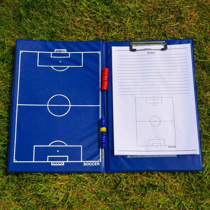 Match ready tactics board