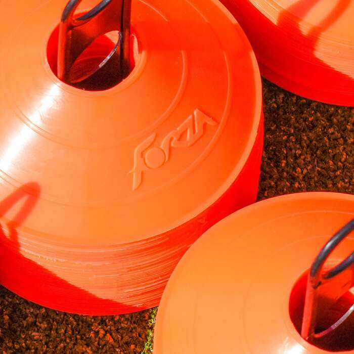Heavy duty orange training cones