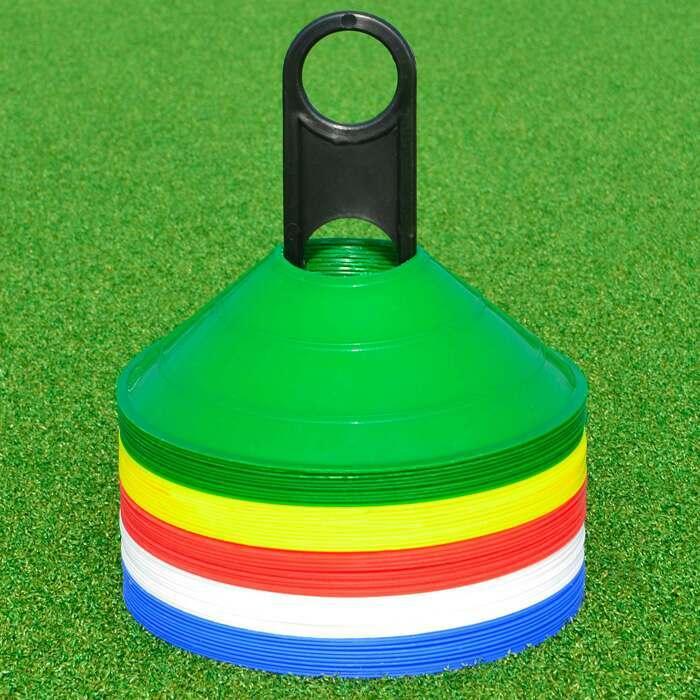 Porte-Plots en Plastique Léger | Plots de Délimitation de Handball