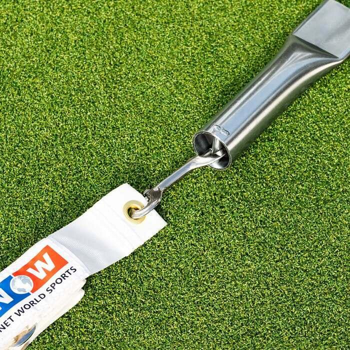 Ancla de acero 100% impermeable | Material para pistas de tenis