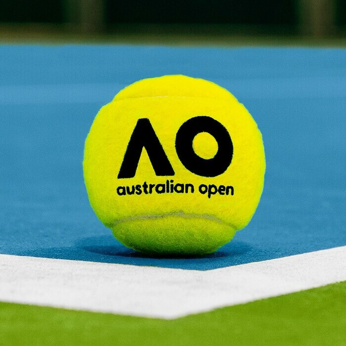 Dunlop AO Tennis Balls With Elite Performance | Grand Slam Tennis Ball