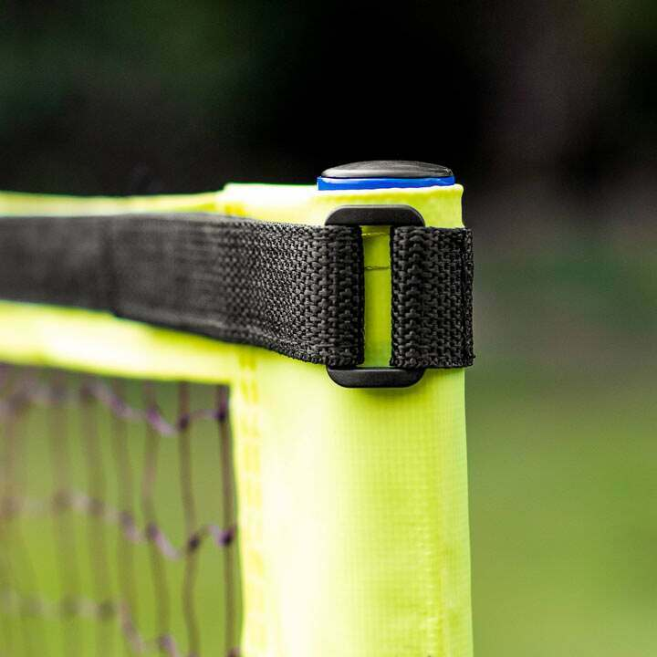 Weatherproof Mini Tennis Net | Net Tensioning Strap