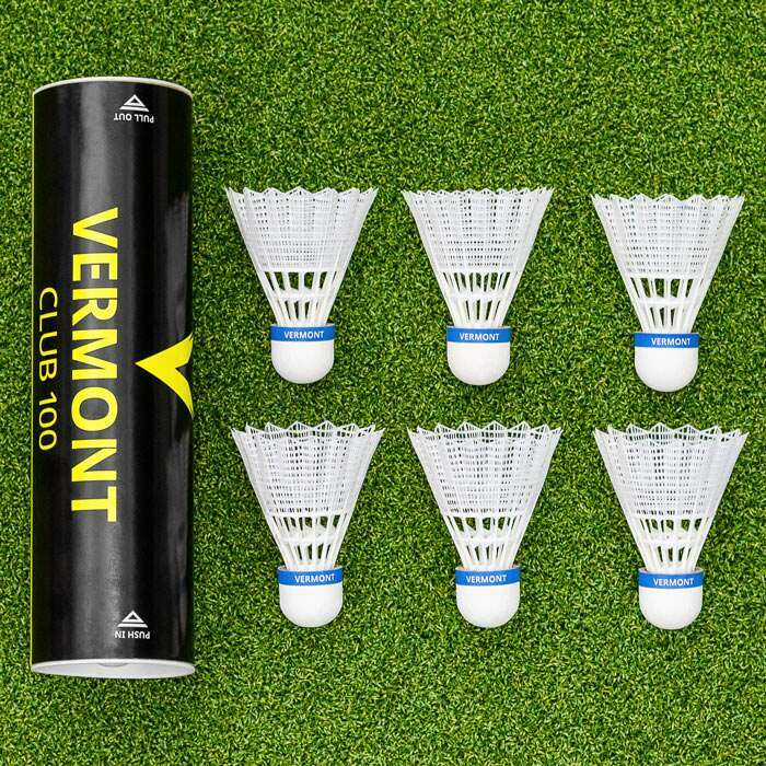 High-Quality Badminton Shuttlecocks | Tubes Of Badminton Shuttles