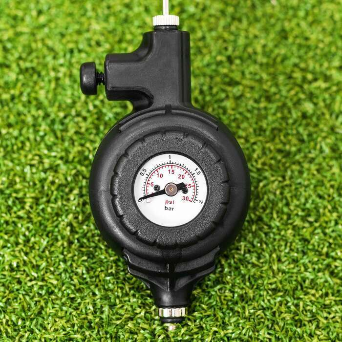 Portable Soccer Ball Pressure Gauge | Analogue Readings