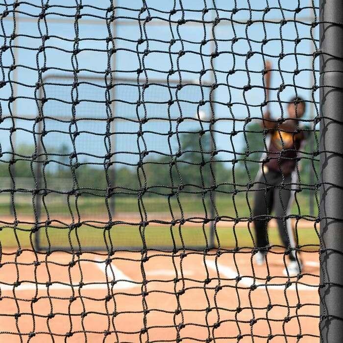 Verbessern Sie Ihr Baseballspiel mit unserem FORTRESS Schutz Screen