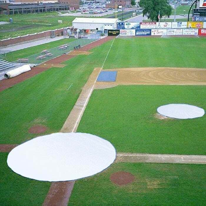 Professional Baseball Field Tarps | Ultimate Pitch Protection
