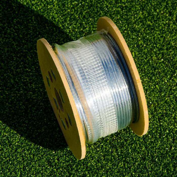 Steel Wire Cable For Hanging Up Backstop Netting