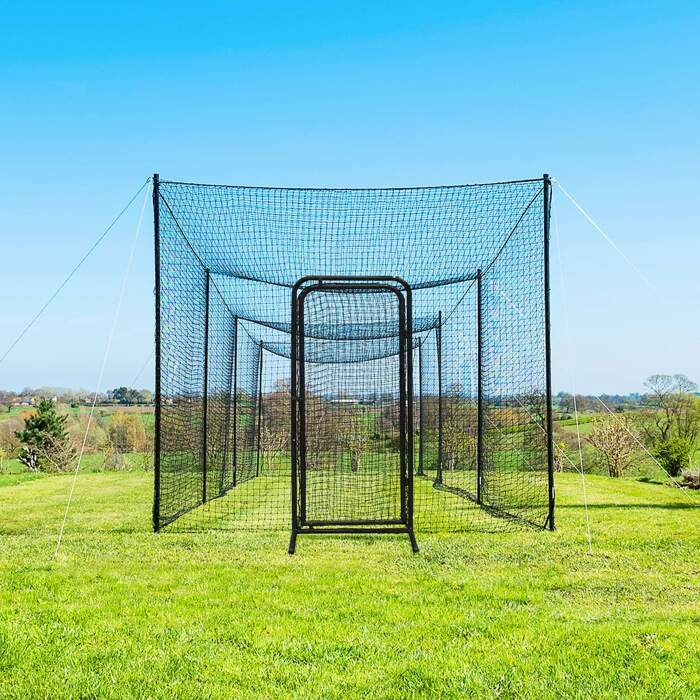 Freestanding Batting Net Door | Self-Standing Hitting Nets Door