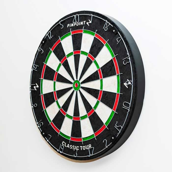 Best Dart Board Material