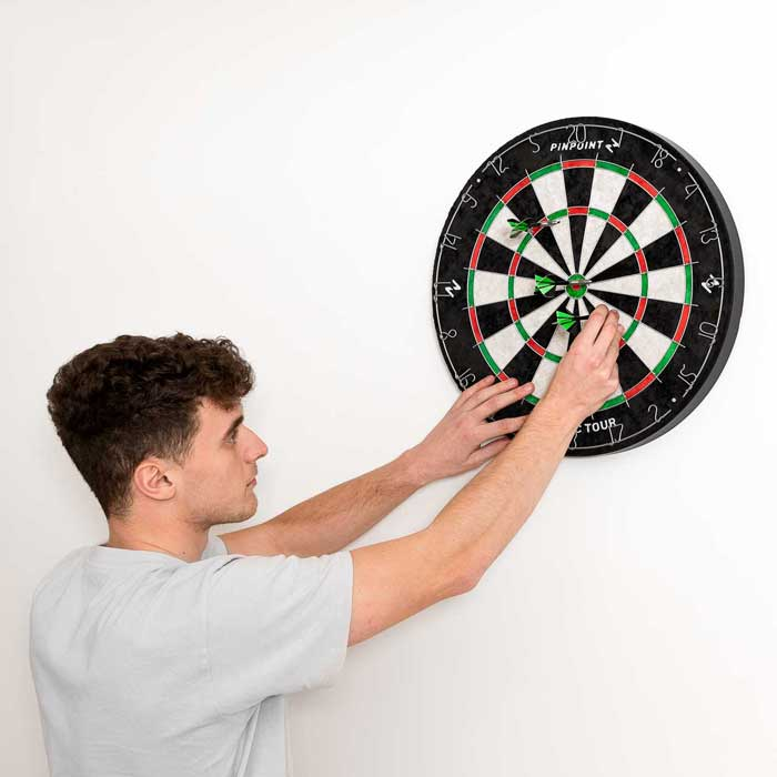 Dartboard-Set
