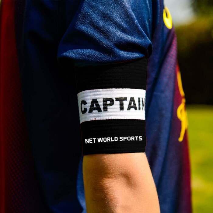 Kapitańska/pamiątkowa opaska dla klubów piłkarskich