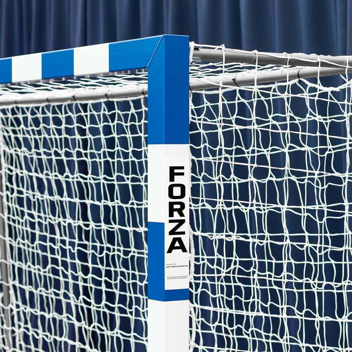 Blue And White Striped Handball Goals | Red And White Striped Handball Goal