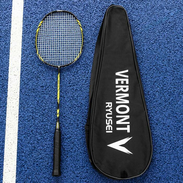 High-Quality Club Level Badminton Racket