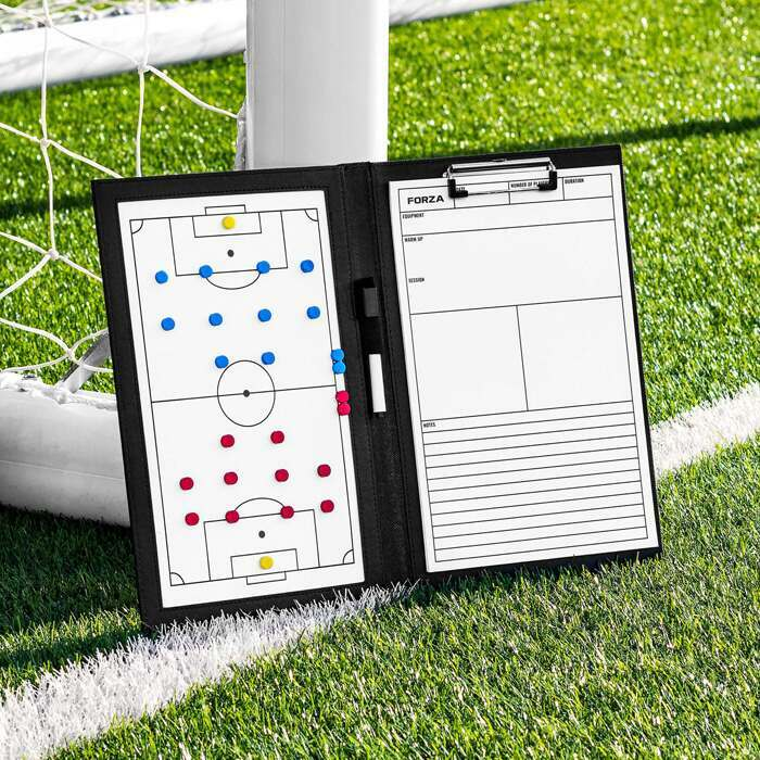 FORZA Coaching Clipboard | Coaching Tactics Board