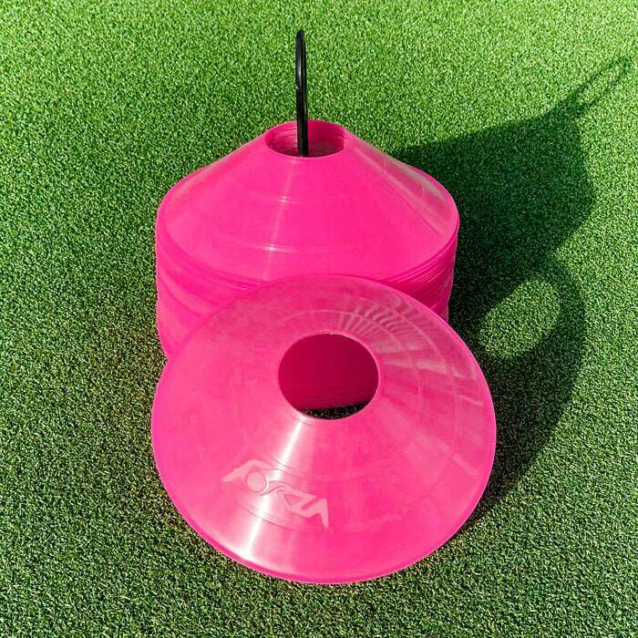 Football Marker Cones With Stand for Sale | Football Space Cones