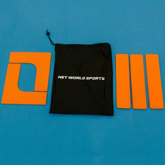 Throwdown Tennis Court Lines | Mini Tennis Equipment