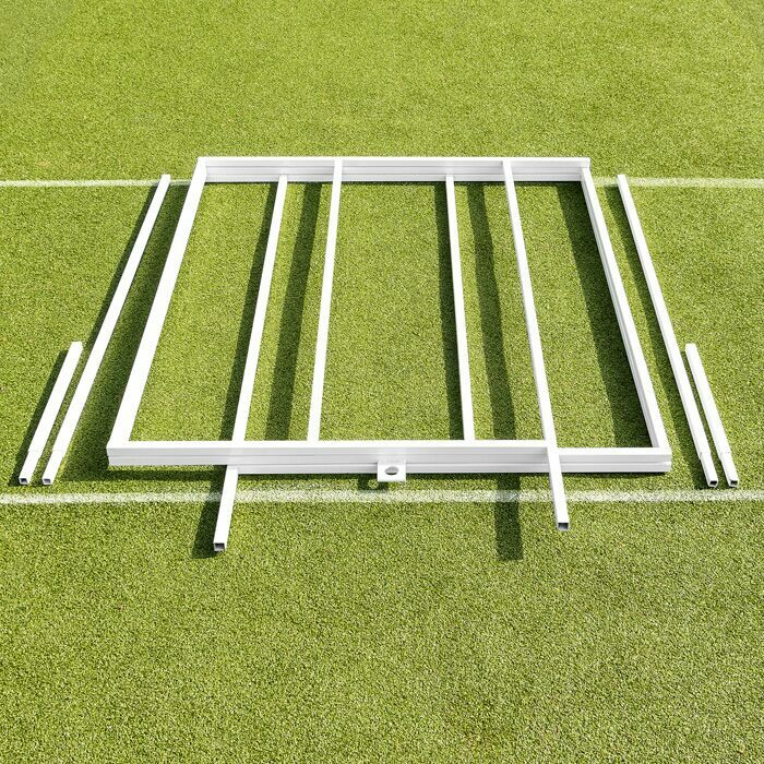 Easy-Fold Cricket Wicket Line Marker | Simple Storage & Portability