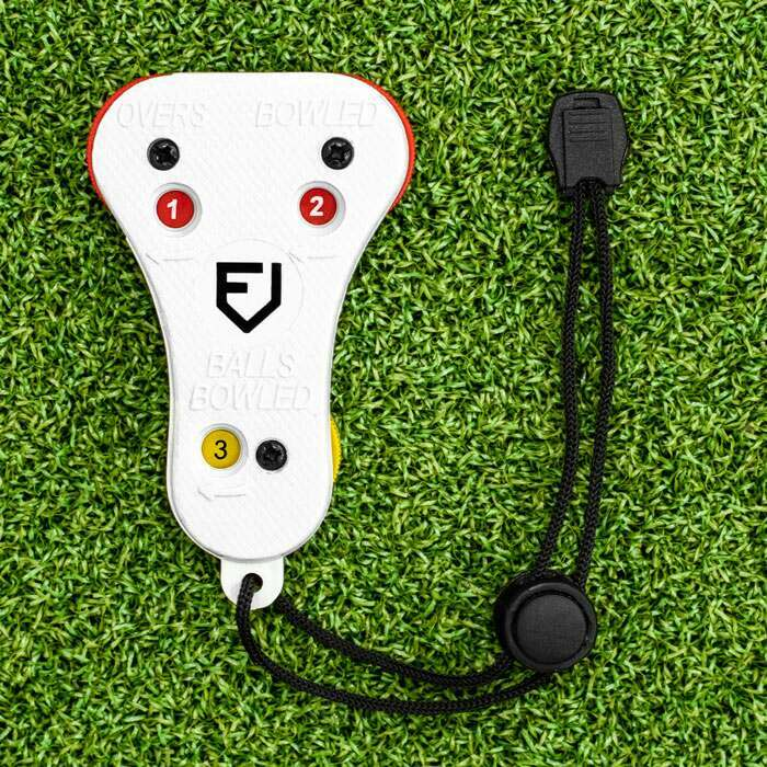 Easy To Carry Umpire Counter | Cricket Match Equipment