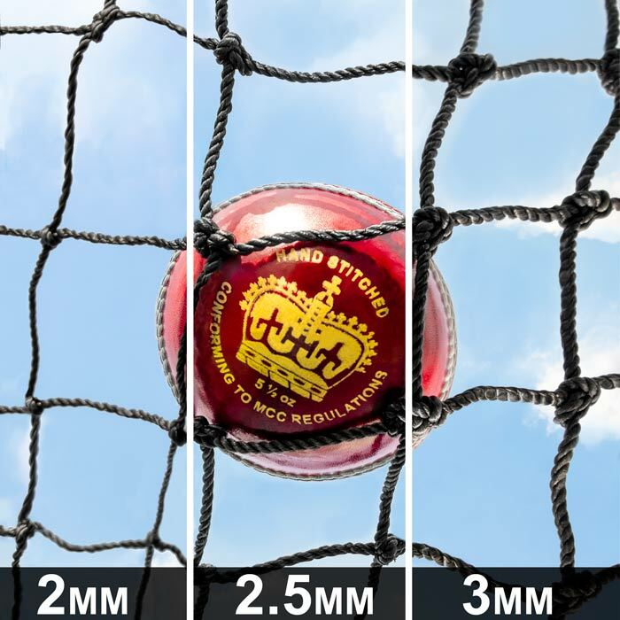 Ultra Heavy Duty Twisted HDPP Netting | Cricket Cage Netting