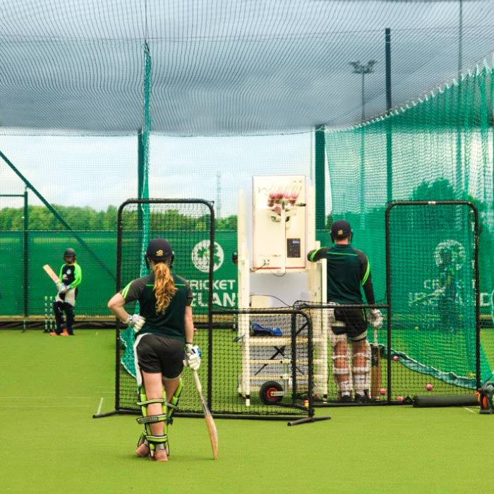 Throwdown Protector Screens For Cricket Net Sessions