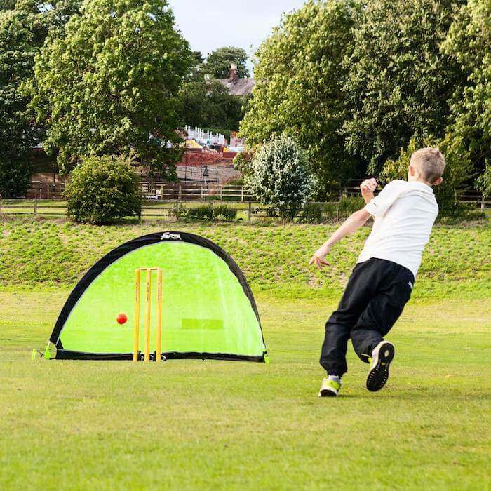Portable Cricket Fielding Nets | Carry Bag Included For Easy Storage