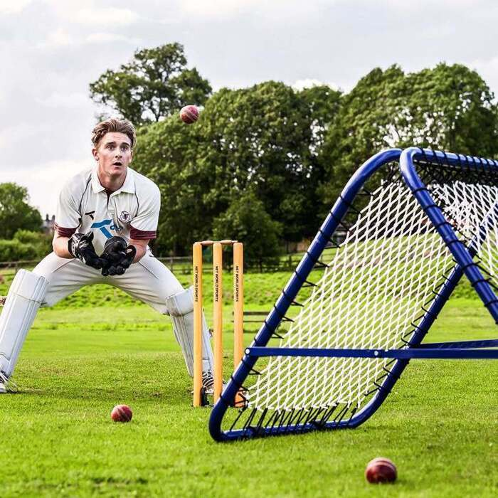 Cricket Rebounder For Wicketkeeper Practice | Slip Catching Training Drills