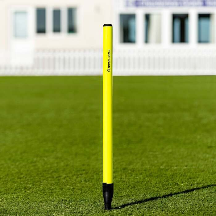 Ultra High Visibility Cricket Target Stump | Cricket Training Equipment