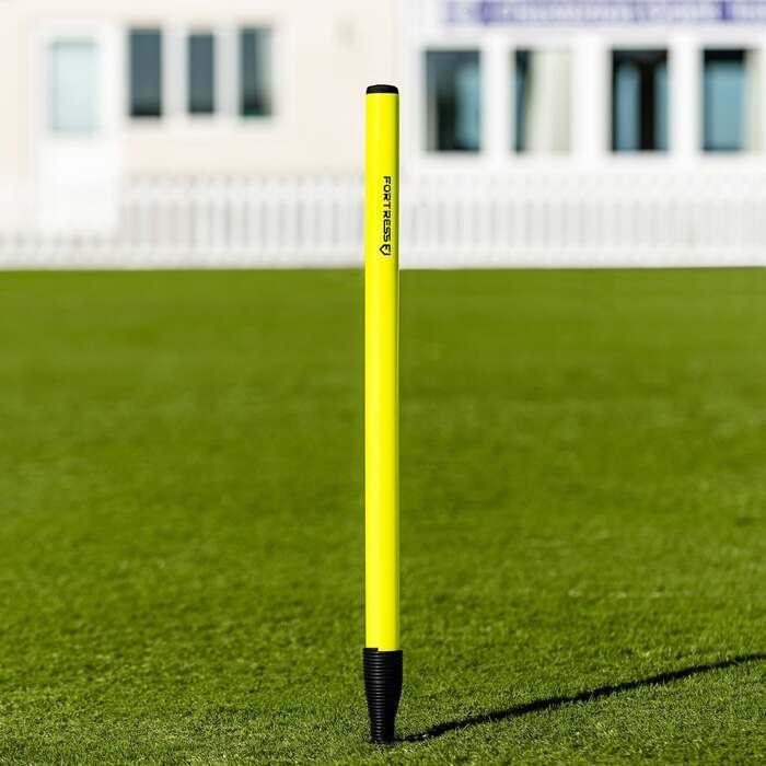 Stump de Précision Ultra-Visible | Équipement d'Entraînement de Cricket