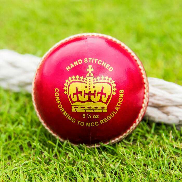 MCC Regulation County Crown Cricket Balls | Leather Cricket Balls