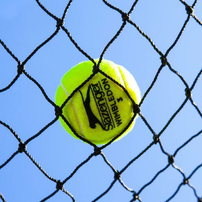 Custom Length Tennis Surround Netting | Premium Tennis Netting