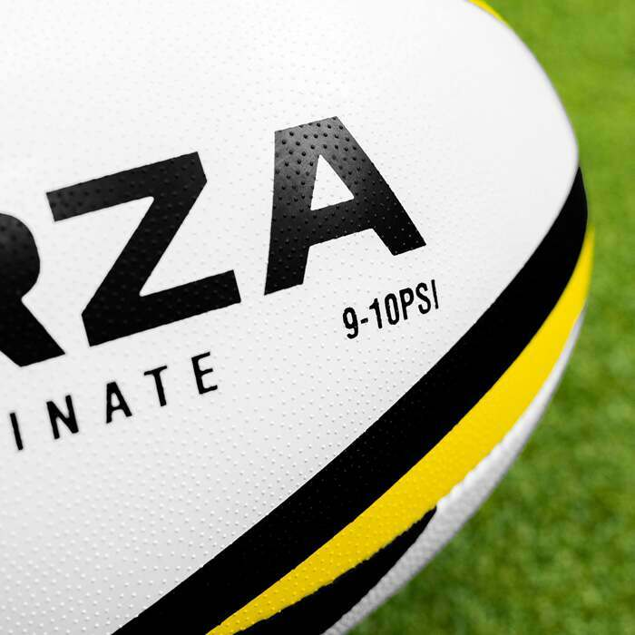 Ultra-Durable Hand Stitched Rugby Balls