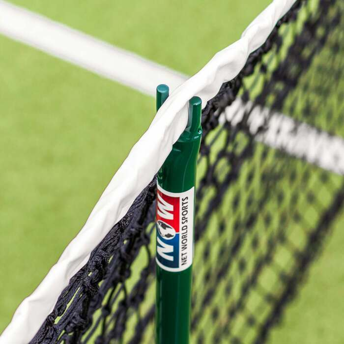 Compatible With All Tennis Nets | For All Tennis Court Surfaces
