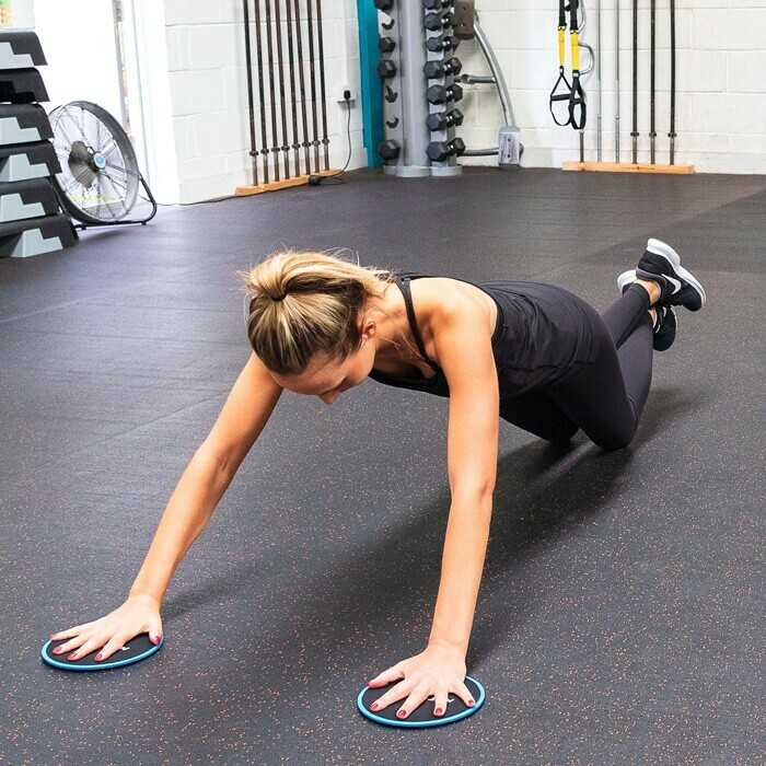 Workout Sliders For Core Training Exercises