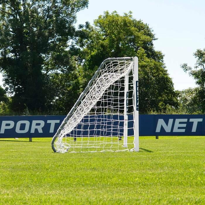 Aluminium Fußballtor | Wetterfestes Fußballtor