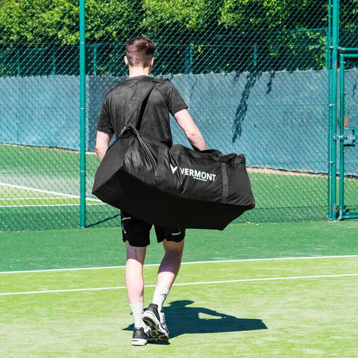 Easy Carry Soccer Kit Bag | Over The Shoulder Strap Soccer Bags