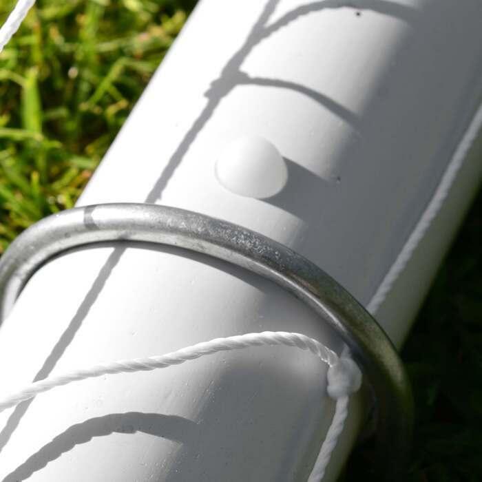 Voetbaldoelen Met Solide Verankeringssysteem | Robuuste PVC Doelpalen