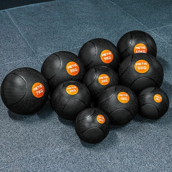 weighted medicine ball