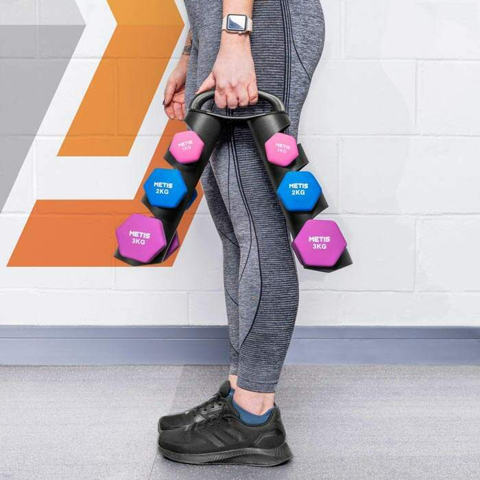 Dumbbell Wall Storage