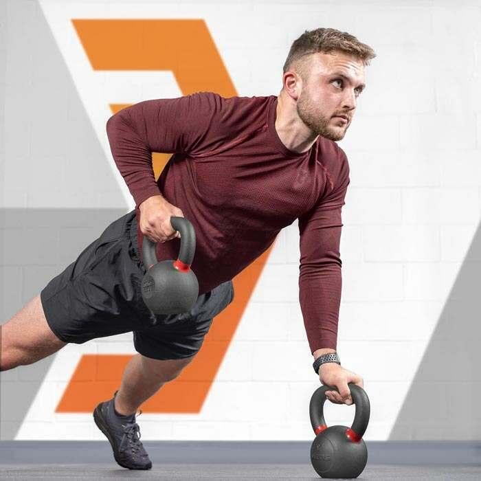 Weight Lifting Kettlebells