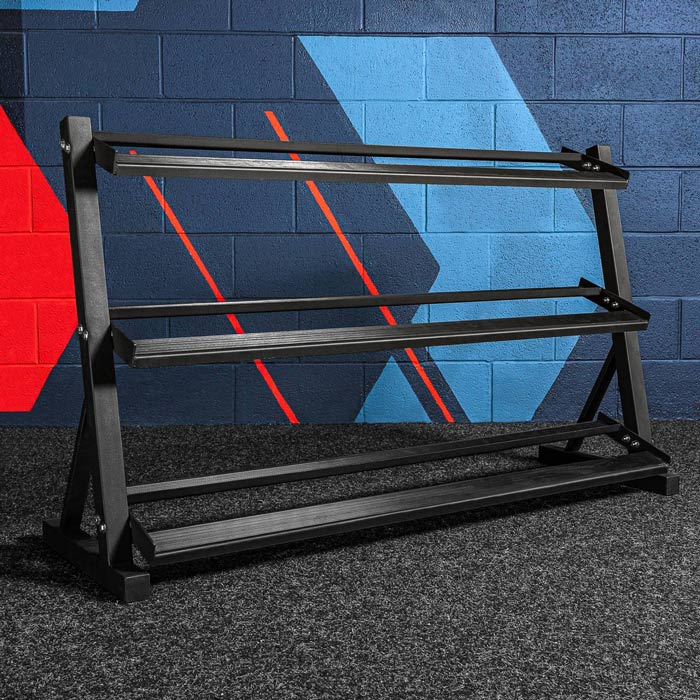 Steel Dumbbell Rack