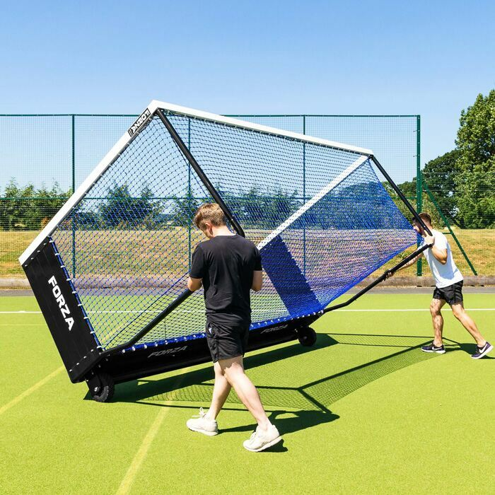 Portable Match Hockey Goal | Freestanding Field Hockey Goal