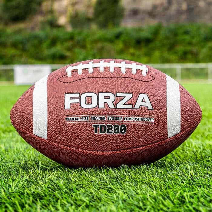 American flag football set